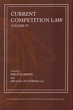 Current Competition Law (Current Competition Law, nr. 4)