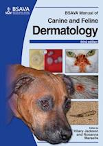 BSAVA Manual of Canine and Feline Dermatology (Bsava British Small Animal Veterinary Association)