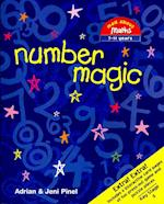 Number Magic (Mad About Maths)