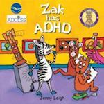 Zak has ADHD (Dr. Spot's Casebook S)