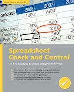Spreadsheet Check and Control