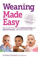 Weaning Made Easy af Rana Conway
