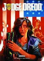 Judge Dredd af Colin MacNeil, John Wagner