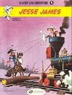 Jesse James (Lucky Luke Adventure S, nr. 4)