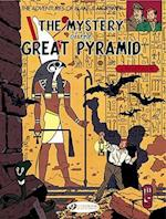 The Mystery of the Great Pyramid, Part 1 (Adventures of Blake & Mortimer, nr. 2)