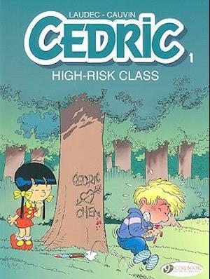 Bog paperback Cedric af Raoul Cauvin Laudec