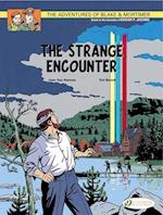 The Strange Encounter af Jean Van Hamme, Edgar P. Jacobs, Madeleine De Mille