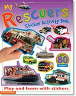 My Rescuers Sticker Activity Book (Sticker Activity Books)