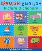 Spanish-English Picture Dictionary (Picture Dictionary Series)