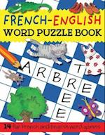 French-English Word Puzzle Book (Word Puzzle Series)