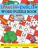 Spanish-English Word Puzzle Book (Word Puzzle Series)