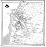 Ayr 1854 Map (Heritage Cartography Victorian Town Map Series)