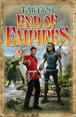 End of Empires af Toby Frost