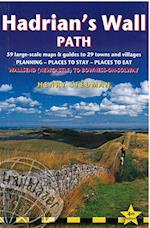 Hadrian's Wall Path (British Walking Guides)