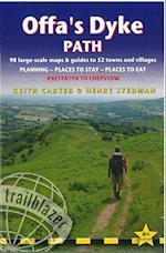 Offa's Dyke Path: Prestatyn to Chepstow (British Walking Guides)