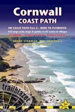 Cornwall Coast Path (Trailblazer British Walking Guide) (British Walking Guides)
