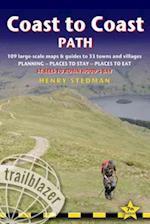 Coast to Coast Path (British Walking Guides)