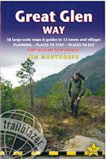 Great Glen Way (British Walking Guides)