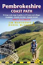 Pembrokeshire Coast Path (British Walking Guides)