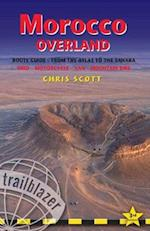 Morocco Overland Route Guide - From the Atlas to the Sahara: 4WD - Motorcycle - Van - Mountain Bike