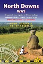 North Downs Way (Trailblazer British Walking Guides) (British Walking Guides)