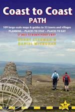 Coast to Coast Path  (Trailblazer British Walking Guide) (British Walking Guides)