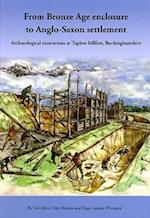 From Bronze Age Enclosure to Saxon Settlement (Thames Valley Landscapes Monograph)