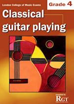Grade 4 LCM Exams Classical Guitar Playing