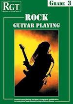 RGT Rock Guitar Playing - Grade Three