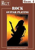 RGT Rock Guitar Playing - Grade Four