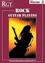 RGT Rock Guitar Playing - Grade Five