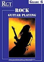 RGT Rock Guitar Playing - Grade Six