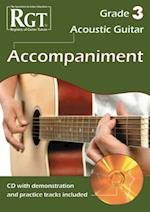 Acoustic Guitar Accompaniment RGT Grade Three