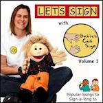 Let's Sign Songs for Children Audio CD (Let's Sign Series)