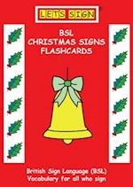 Let's Sign BSL Christmas Signs (Lets Sign)
