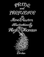 Jane Austen's Pride and Prejudice. Illustrated by Hugh Thomson.