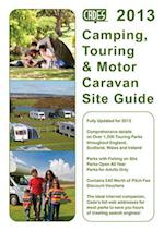 West Country Caravan & Camping Site Guide, 2013 (Cade's Guides)