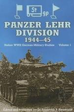 Panzer Lehr Division 1944-45 (Helion WWII German Military Studies, nr. 1)