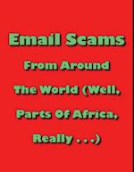 Email Scams From Around the World