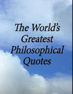 World's Greatest Philosophical Quotes