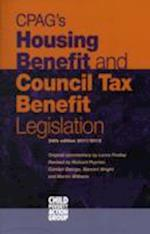 CPAG's Housing Benefit and Council Tax Benefit Legislation af Lorna Findlay, Carolyn George, Stewart Wright