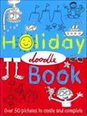 Bog, paperback The Holiday Doodle Book af Nikalas Catlow