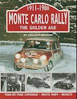 Monte Carlo Rally af Graham Robson