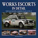 Works Escort in Detail af Graham Robson