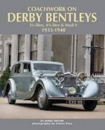 Coachwork on Derby Bentleys