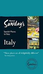 Italy Alastair Sawday Special Places to Stay (Alastair Sawday's Special Places to Stay)
