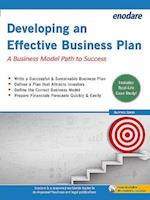 Developing an Effective Business Plan (Business)