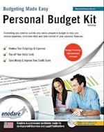 Personal Budget Kit (Budgeting Made Easy)