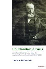 Un Irlandais a Paris (Studies in Franco-irish Relations, nr. 8)