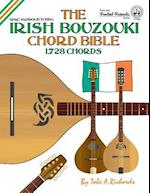 The Irish Bouzouki Chord Bible: GDAE Mandolin Style Tuning 1,728 Chords af Tobe A. Richards